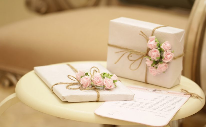 How to Plan Your Wedding Gift