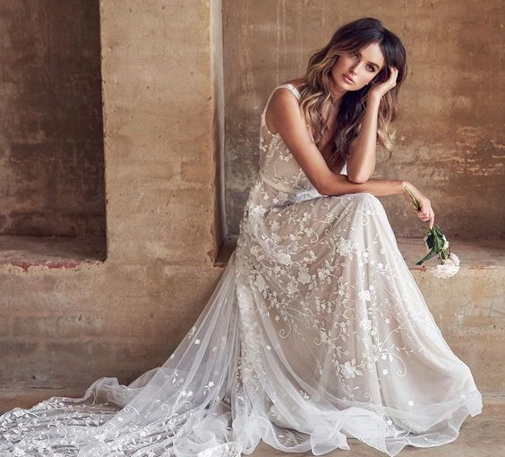 How to Find The Perfect Wedding Dress For The Reception